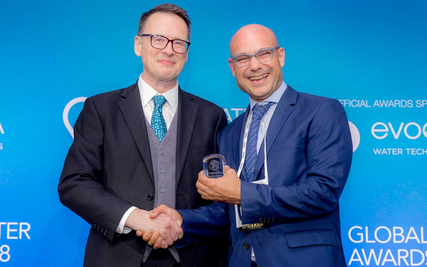 Metito wins 'Water Deal of the Year' and 'Desalination Company of the Year – Distinction' at the prestigious Global Water Awards 2018