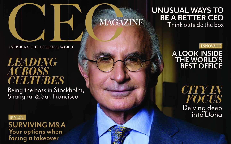 CEO Magazine Interview