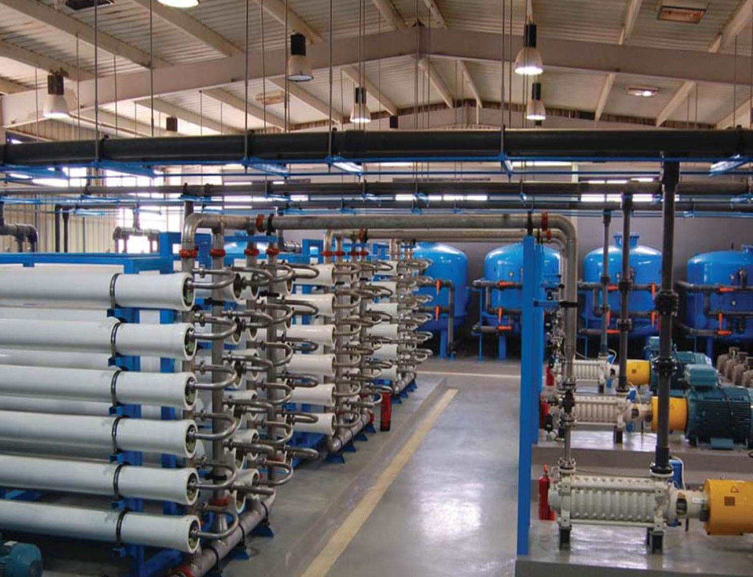 Water and Wastewater Treatment Projects