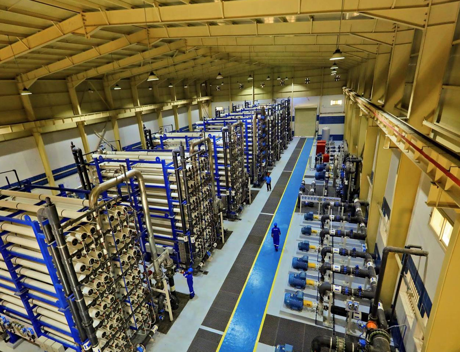 Desalination / Reverse Osmosis Projects