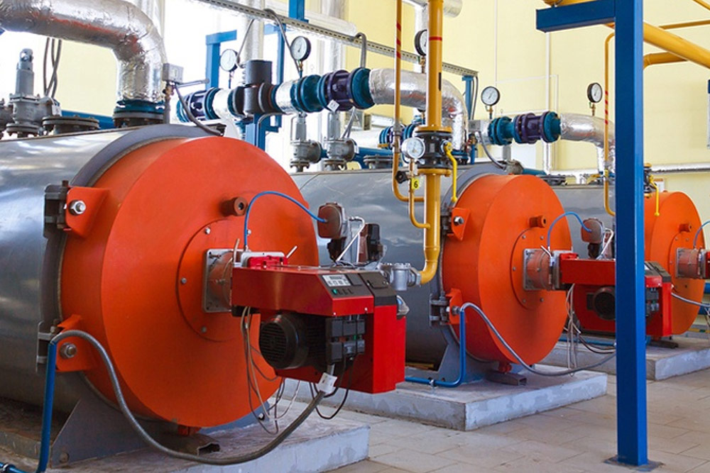 Metito Boiler and Steam Generation Chemical Treatment Program