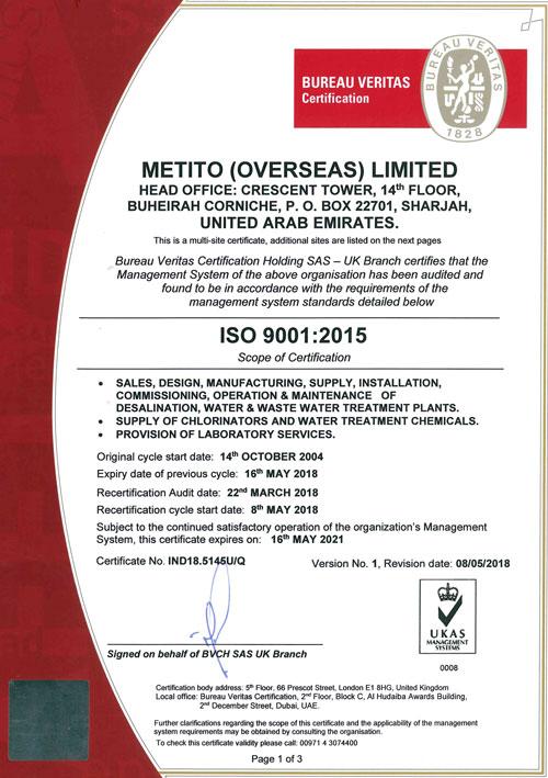 MOL ISO 9001-2015
