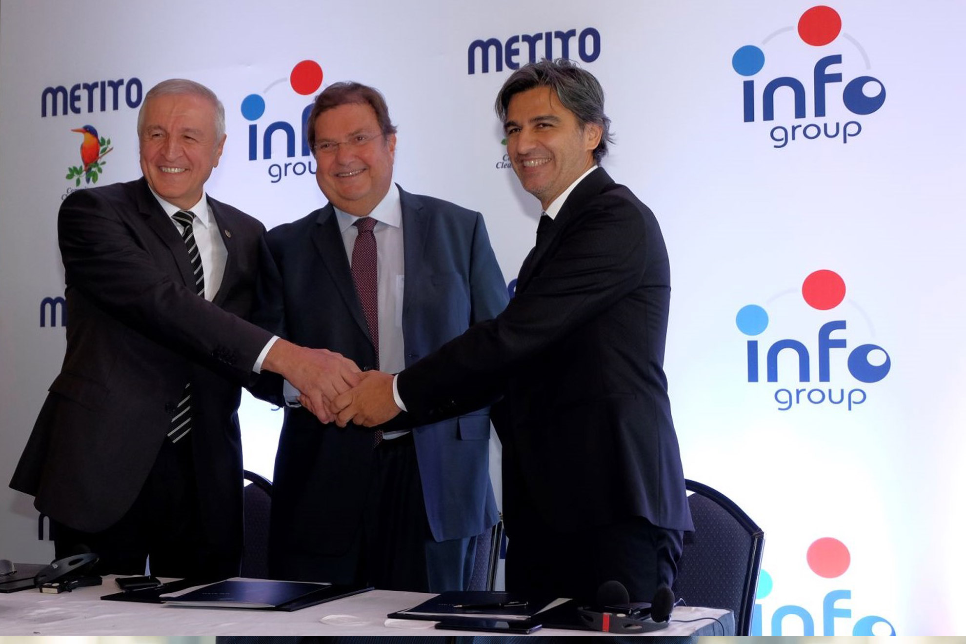 Metito acquires majority stake in Turkish chemical group Info, further boosting the growing Turkey water sector